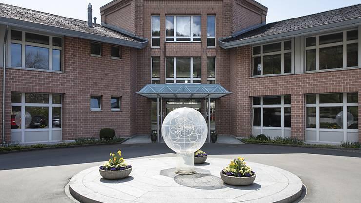 Der Hauptsitz der FIS in Oberhofen