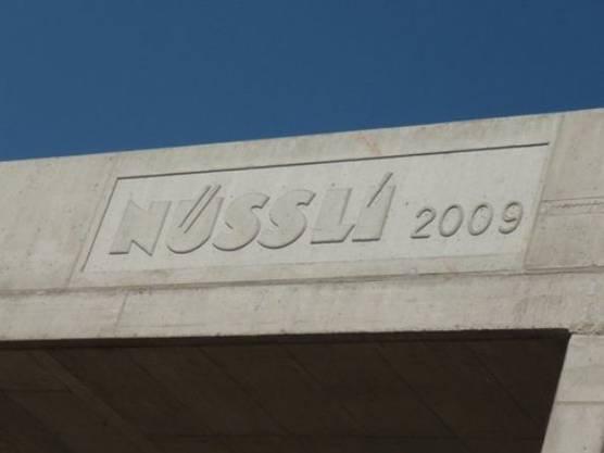 Nüssli: Der international tätige Eventbauer hat in Indien Probleme.