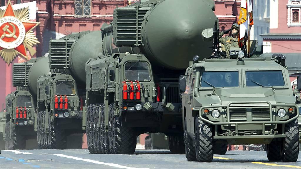 Russland: Abrüstungsvertrag mit USA wird ohne Bedingungen verlängert
