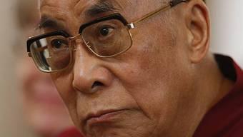 Dalai Lama weilt in Lausanne (Archiv)
