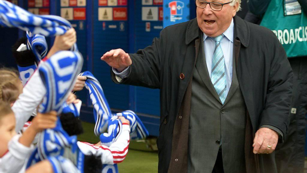 Enttäuschte HSV-Legende: Uwe Seeler wurde in Hamburg zu seinem 80. Geburtstag gefeiert