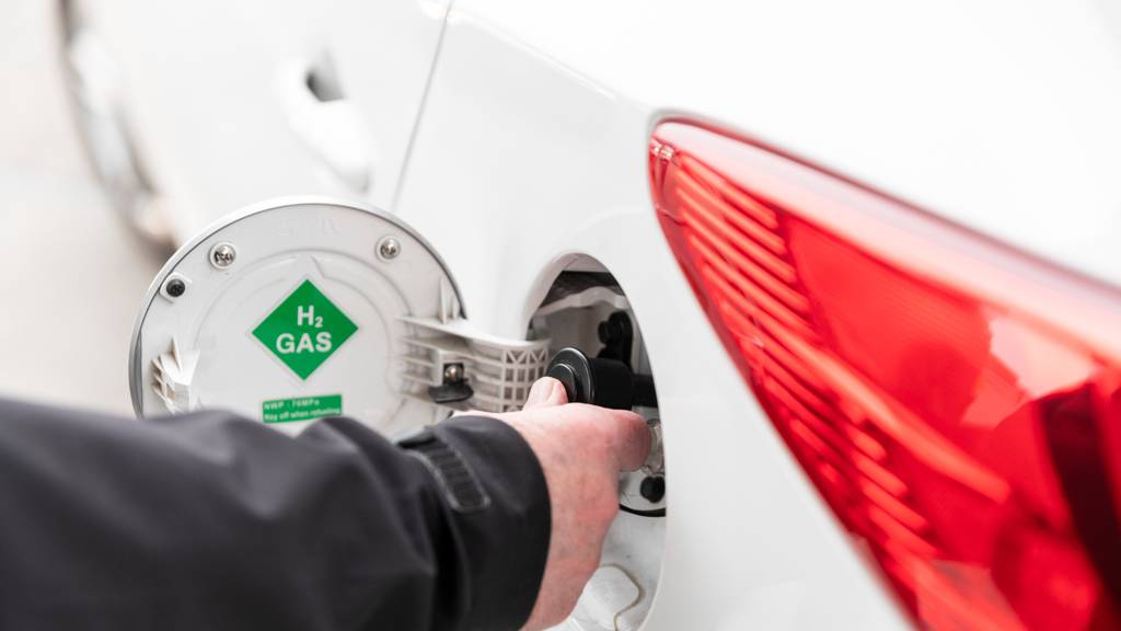 Schweiz fordert Ausbau der Wasserstoff-Energie