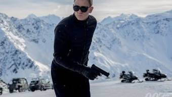 Der neue James-Bond-Film heisst «Spectre» und feiert am 6. November 2015 Premiere. Gedreht wird der Agentenfilm zum Teil in den Bergkulissen von Sölden. Die Filmcrew ist begeistert von dem alpinen Ski-Gebiet.