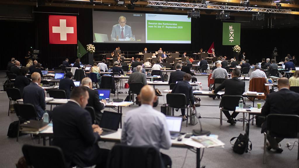 Kantonsrat bewilligt Beiträge an den geplanten Innovationspark Ost