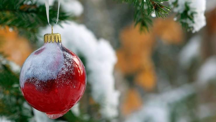 Weihnachtsbaum. (Symbolbild)