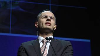Roberto Belci, Leiter Privatkunden.