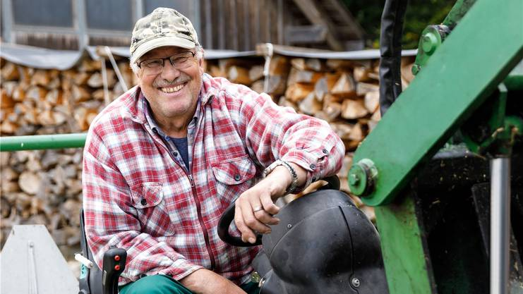 Toni Niederberger: Biobauer