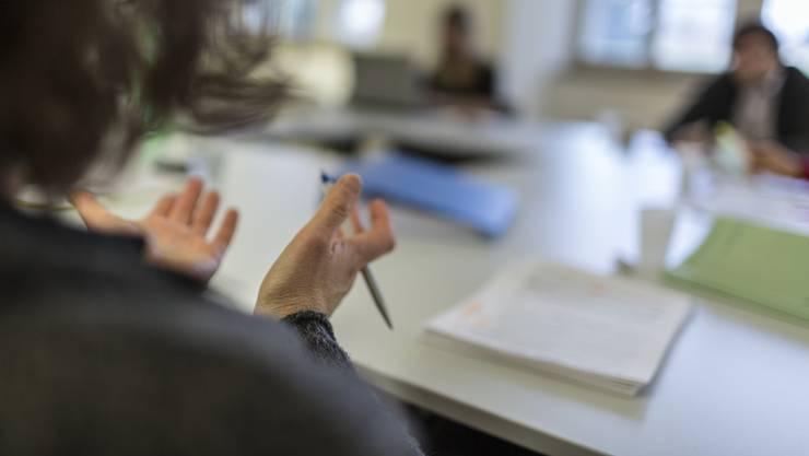 Der Gemeinderat von Niedergösgen hatte sich an seiner letzten Sitzung mit einem Schulsozialdienst für die Primarschule zu befassen. (Symbolbild)