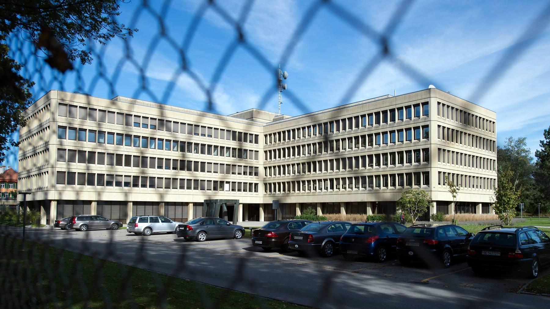 Überwacht auch das Internet: Der Nachrichtendienst des Bundes – im Bild der Sitz in Bern – hat vor Bundesgericht eine Niederlage eingefahren.