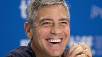George Clooney hatte immer genug Selbstvertrauen und Hoffnung