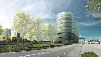 In der Werkarena sollen ab Frühling 2021 Basler Gewerbebetriebe eine neue Heimat finden können.