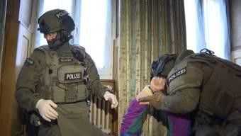 So kämpft die Sondereinheit Argus gegen Schwerverbrecher