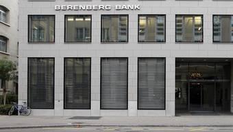 Aus der Privatbank Berenberg Schweiz wird unter neuen Besitzern die Bank Bergos Berenberg. (Archiv)