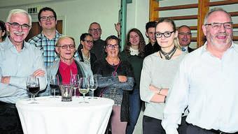 Rund 150 Gäste waren am Neujahrs-Apéro 2018 in Mettauertal.