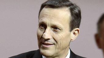 Novartis VR-Präsident Daniel Vasella.