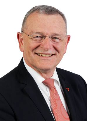 Bisher Vizepräsident: Andi Trüssel.