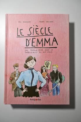 Das Buch «Le siècle d'Emma» ist im Verlag Antipodes erschienen und ist zur Zeit nur auf Französisch erhältlich.
