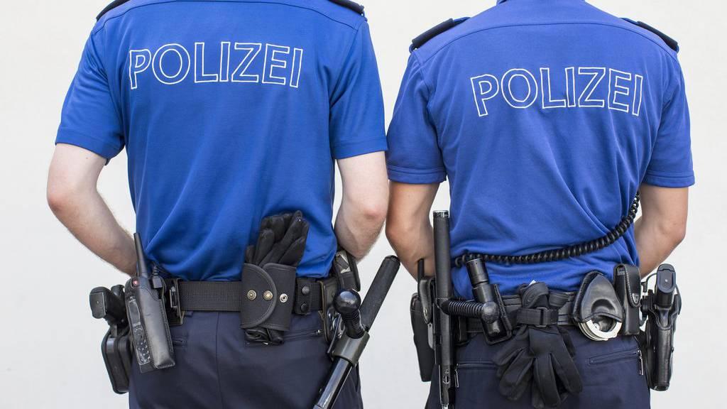 Polizisten werden immer häufiger verbal attackiert. (Symbolbild)