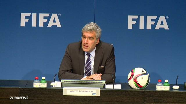 Fifa: Kommunikations-Chef tritt zurück