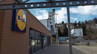 Vor 26 Monaten hatte die Gemeinde zum ersten Mal Kontakt mit Lidl. Nun ist die Filiale im Zentrum fertig und Rudolfstetten hat wieder einen Dorfladen.