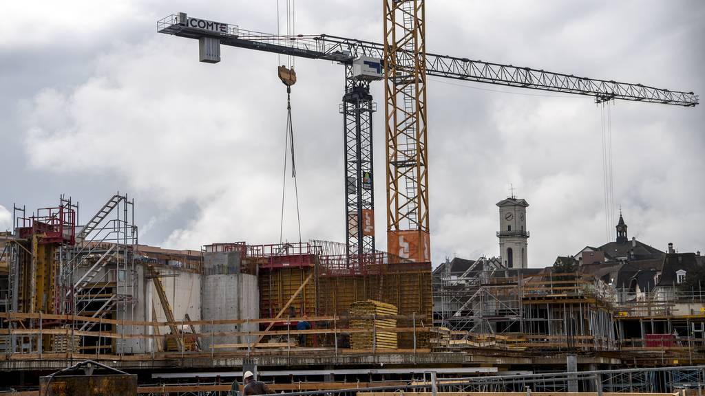 Urner wollen die Baubranche revolutionieren