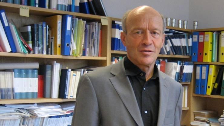 Hans Geiger: «Ich bin einfach nur erschrocken.»