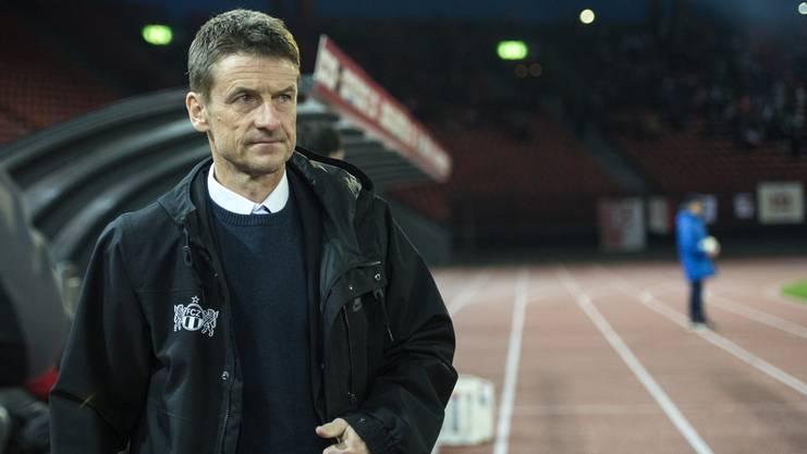 Urs Meier wurde vor knapp zwei Jahren als FCZ-Trainer entlassen.