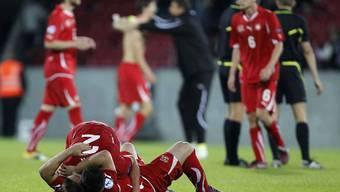 U21: Schweiz ist im Final