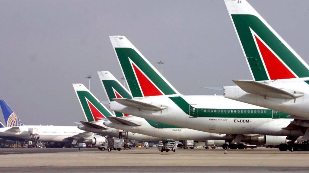 Adio Alitalia - Benvenuti Ita - Nachfolge-Airline von Alitalia kann starten (Archivbild)