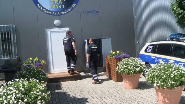 Neuer Hangar für Rettungsheli-Crew auf Birrfeld