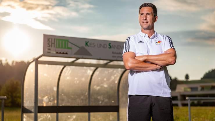 Trainer Sven Osterwalder will mit seiner Equipe um die vorderen sechs Ränge kämpfen.