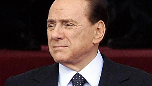 Silvio Berlusconi (Archiv)