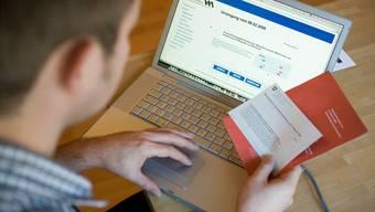 Die Post betreibt zusammen mit dem Kanton das Basler E-Voting-System. (Symbolbild)