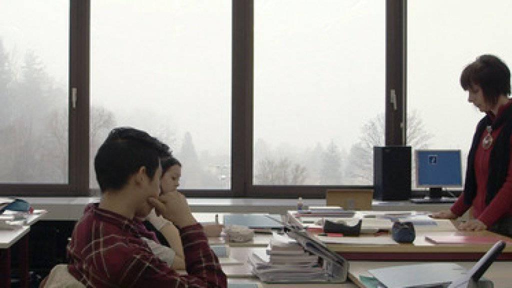 Szene aus «Après l'hiver» (Pressebild)