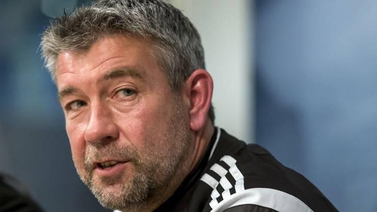 Er hätte gerne noch eine oder zwei Wochen mehr Zeit gehabt, um die Rückrunde vorzubereiten: FCB-Cheftrainer Urs Fischer.