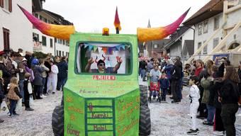 Fasnachtsumzug Würenlingen 2019