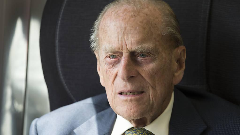 Der britische Prinz Philip ist in ein  anderes Krankenhaus verlegt worden. Foto: Paul Edwards/The Sun/Press Association/dpa