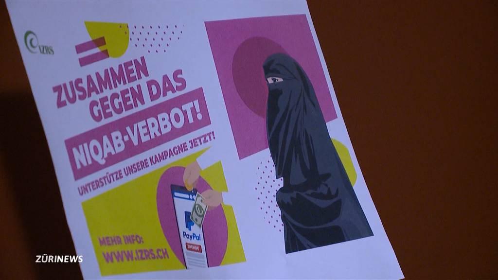 IZRS kämpft gegen Burka-Initiative