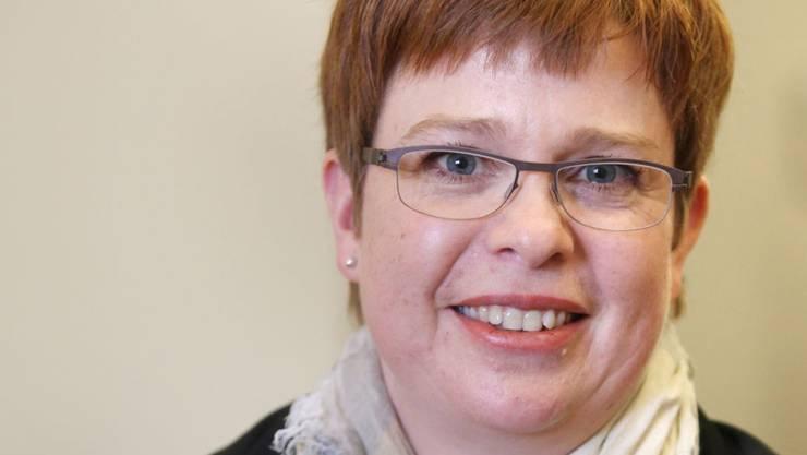 Ruth Müri schaffte den Sprung in den Badener Stadtrat. Peter Lauth