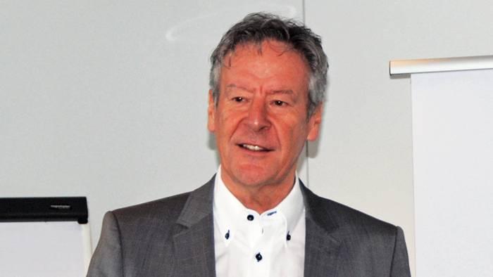 Verwaltungsratspräsident Urs Steiner: «Ein bisschen Wehmut ist schon da.»zvg