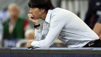 Nachdenklicher DFB-Coach: Joachim Löw