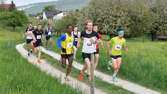 Der Tüfelsschlucht-Berglauf zählte dieses Jahr am drittmeisten Teilnehmer.