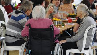 Bei den Altersheimen gibt es grosse Unterschiede bezüglich der Rentabilität, so die Somed-Statistik. (Symbolbild)