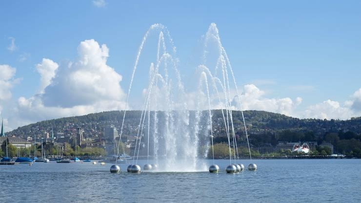 Der neue Brunnen ist um 40 Prozent energieeffizienter als sein Vorgänger.