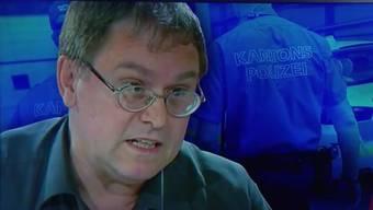 """Anwalt Markus Leimbacher schätzt die Aussichten Ingo Malms im Beitrag von """"Tele M1"""" ein."""