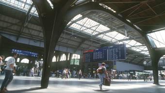 Der älteste Teil des Bahnhofsgebäudes ist knapp 150-jährig und denkmalgeschützt.