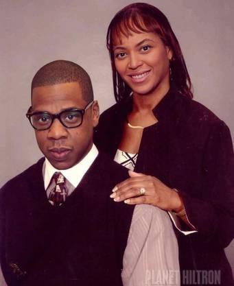 Rapper Jay-Z und Sängerin Beyoncé