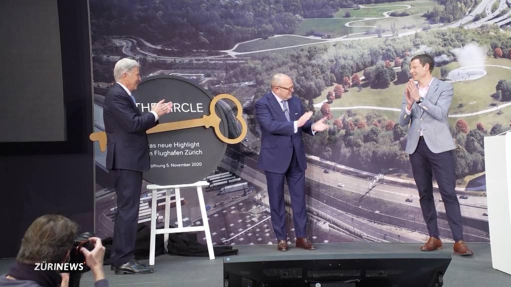 «The Circle»: Eröffnung nach fünf Jahren Bauzeit