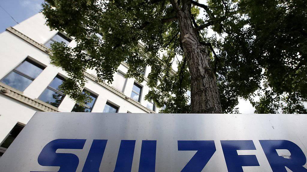 Die US-Sanktionen gegen russische Oligarchen und Firmen haben keine Konsequenzen mehr für Sulzer. (Archiv)