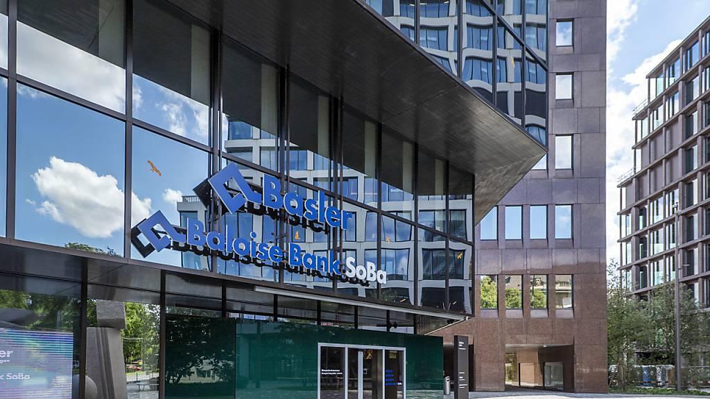 Die Basler Versicherung hat das Betriebsergebnis im BVG-Geschäft trotz Coronaturbulenzen halten können. (Archivbild)